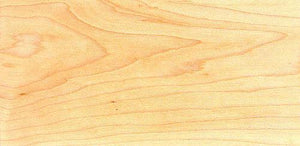 "Maple Board @<br>1/8"" x 6"" x 12"""