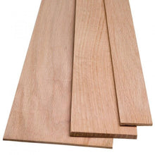 "Red Oak Board @<br>3/8"" x 4"" x 12"""