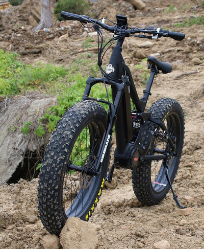 The Sawtooth E-Bike