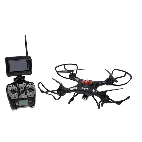 Fayee FY560 2.4G 6-Axis Gyro 5.8G RC FPV Quadcopter Professional Drones 2.0MP Camera Headless Mode