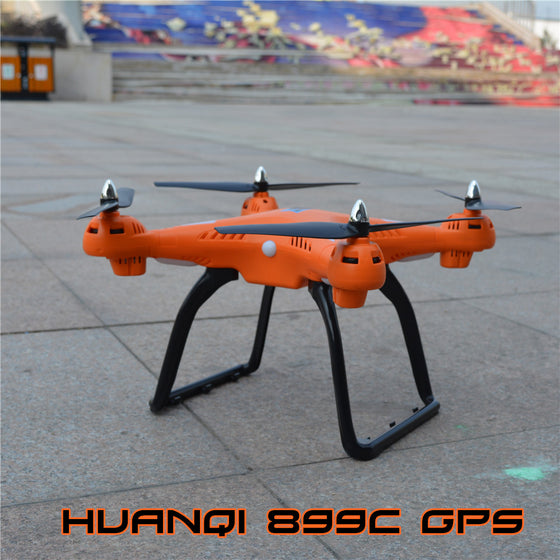 HUANQI 899C GPS Professional Drone Can hold a 1080 With movable Gimbal Or Lift A 4k HD Action Camera