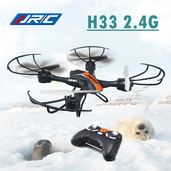 JJRC H33 2.4G Quadcopter Mini Drone Selfie RC Helicopter 2.4G Four Axis Gyro Aerial Photography