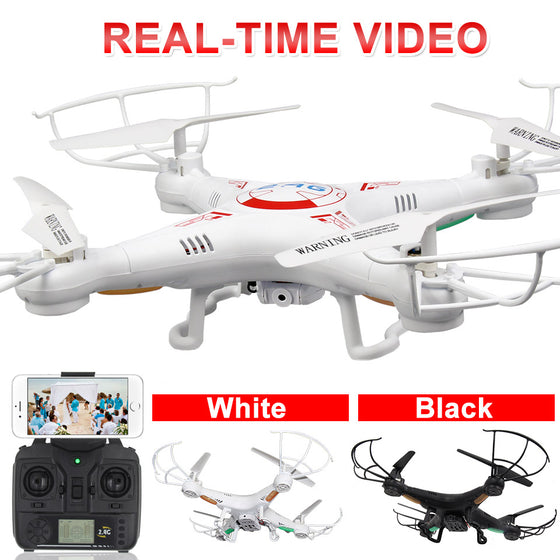 Lanbird X5C-WIFI FPV Professional  RC Quadcopter Drone with Camera HD WIFI  VS SYMA X5SW 501S H37