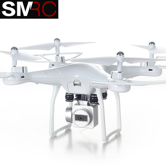 SMRC S10 2.4G 4-AXIS RC quadcopter drone with HD camera FPV wifi professional helicopter Toy