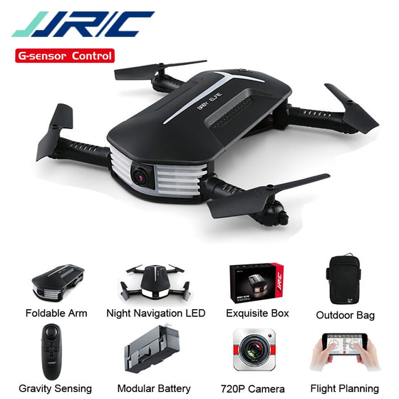 Mini Baby Elfie Selfie 720P WIFI FPV w/ Altitude Hold G-sensor RC Drone Quadcopter Helicopter RTF