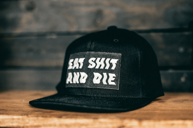 Eat Shit And Die Snapback