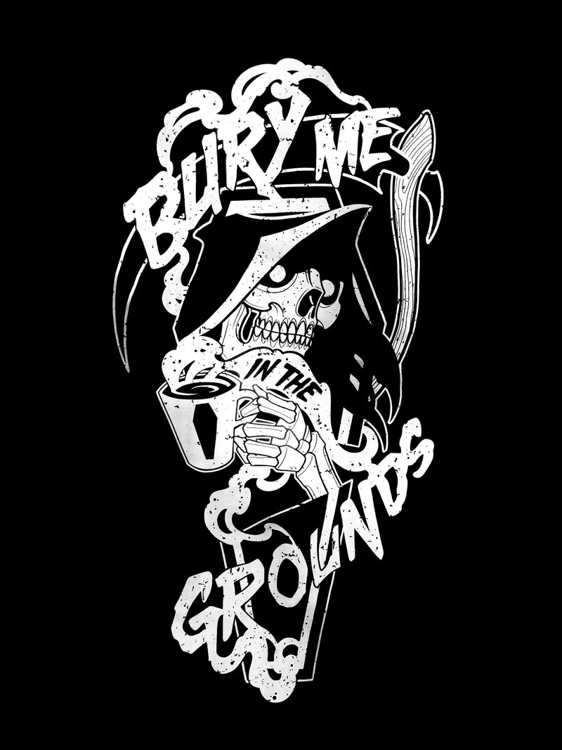 Chase Martines - Bury Me In The Grounds Tee