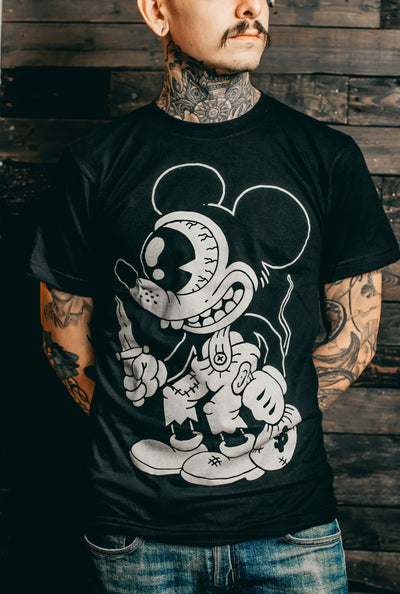 Wide Eye Mickey