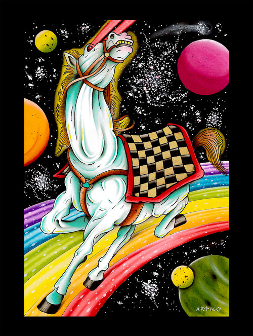 Space Horse