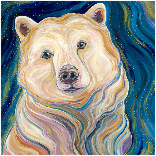 "Kate Fitzpatrick ""Spirit Bear"""