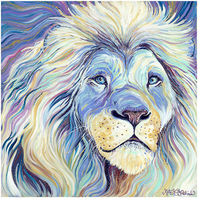 "Kate Fitzpatrick ""White Lion"""