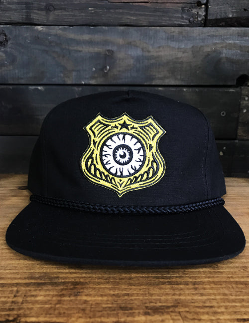 Mindzai Badge Poplin Hat