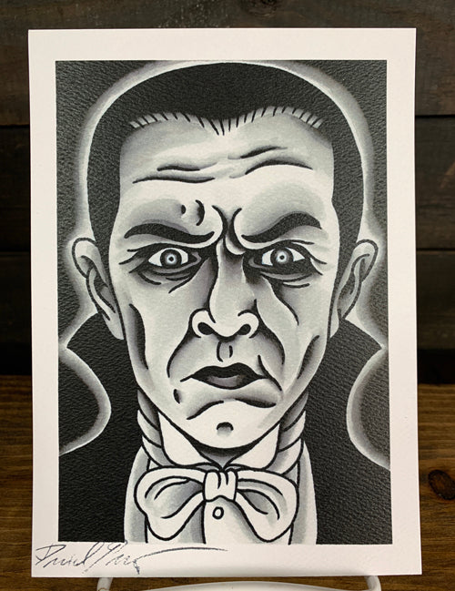"Dan Gagnè - ""The Greatest Draculas"" Set Of 4"
