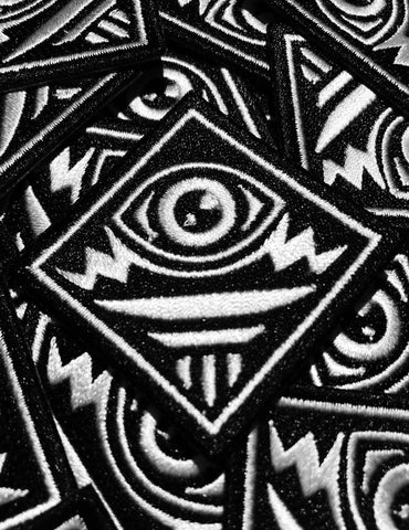 Occult Embroidered Patch