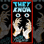 "Press Proof - Mike Barker - ""They Know You're High"""