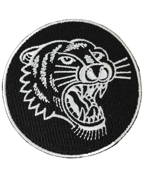 Traditional Tiger Patch