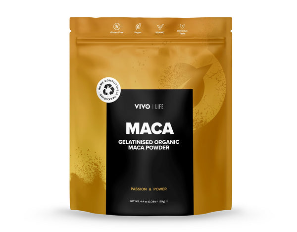 Raw & Organic Maca Powder