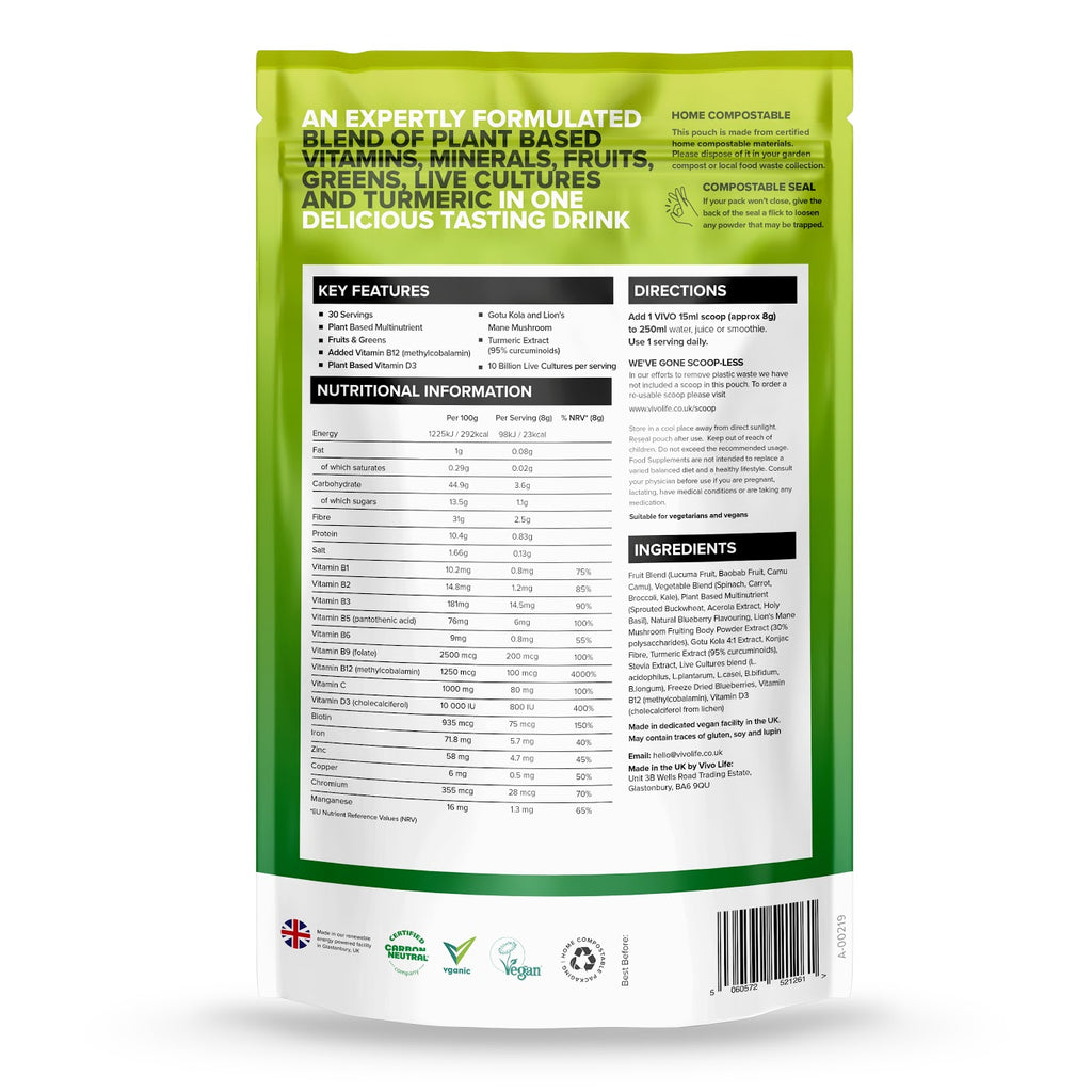 Organic Green Superfood