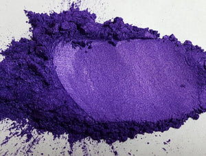 Iridescent Violet - EazyColours Mica