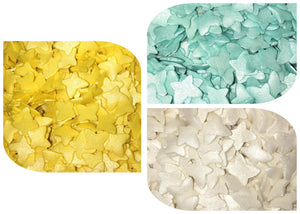 Butterfly Sprinkles (Yellow, Aqua, Mother of Pearl)