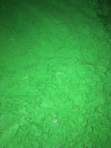 Pre-Colored Sodium Bicarbonate - Emerald Isle Green