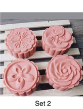 Mooncake Press - 100g Round -Multiple Sets