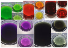 Halloween Multi Pack - Water Soluble Dyes (FDA)