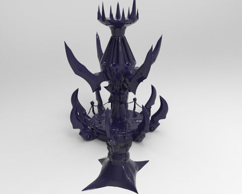 Dark Space Elf Tower