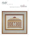 The Victoria Sampler - Gold Sampler Leaflet  - needlework design company