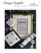 The Victoria Sampler - Pansy Sampler Leaflet  - needlework design company