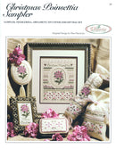 Christmas Poinsettia Sampler Leaflet - Part Four of Smalls Series