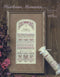The Victoria Sampler - Heirloom Memories Sampler Leaflet  - needlework design company