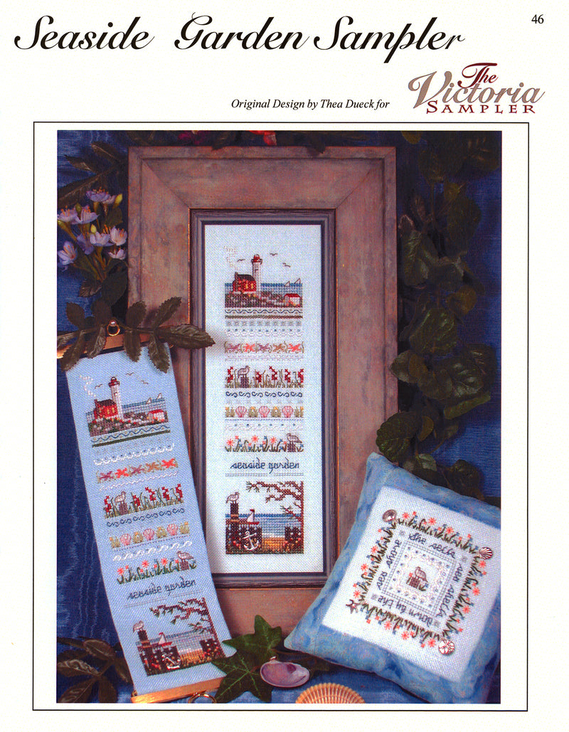 Seaside Garden Sampler Leaflet