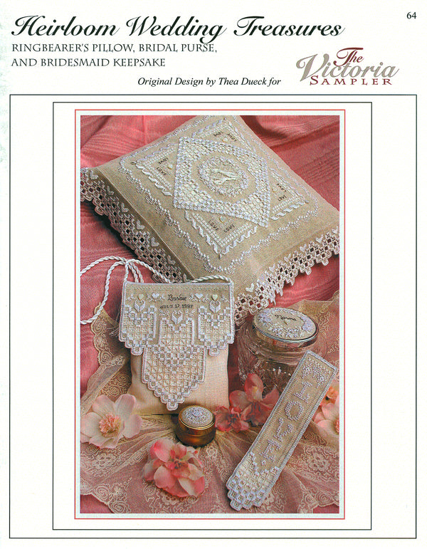 Heirloom Wedding Treasures Leaflet