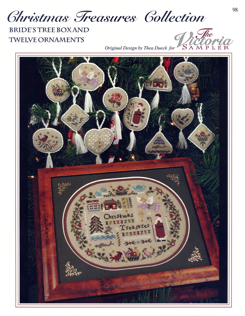 Christmas Treasures Leaflet