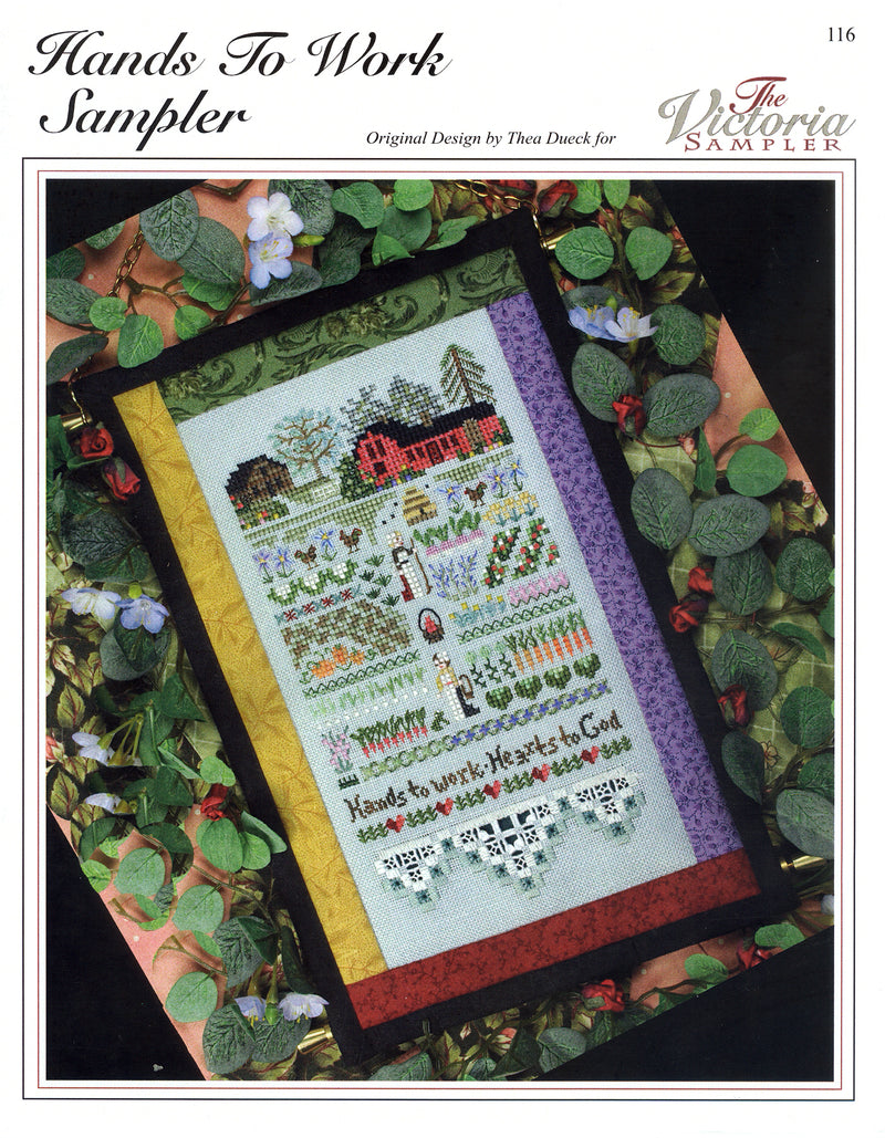 Hands to Work Sampler Leaflet