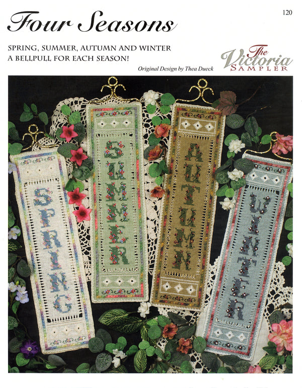 Four Seasons Samplers Leaflet