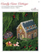 Gingerbread Candy Cane Cottage Leaflet - Part 4 of Gingerbread Village
