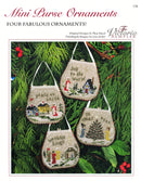 Mini Purse Ornaments Leaflet