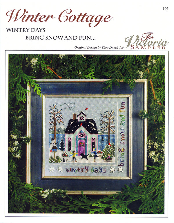 Winter Cottage Leaflet