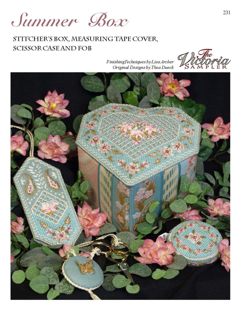 Summer Box Leaflet