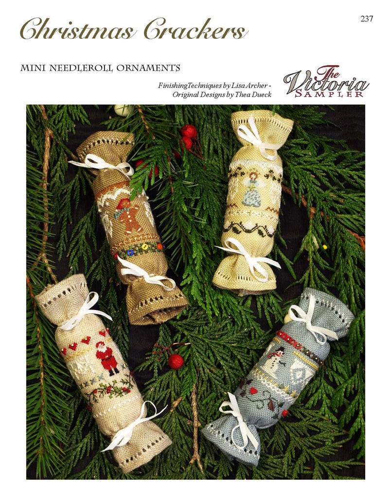 Christmas Crackers Leaflet