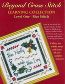 The Victoria Sampler - BCS 1-01 The Holly and The Ivy Pattern (PDF Download)  - needlework design company