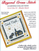 The Victoria Sampler - BCS 1-03 Silent Night Student Kit  - needlework design company
