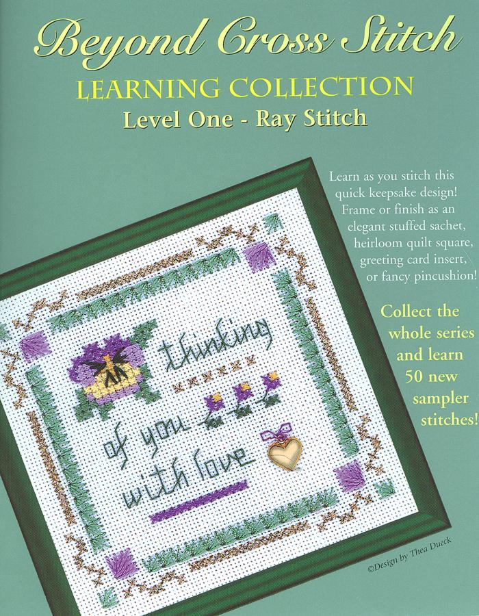 The Victoria Sampler - BCS 1-08 Thinking of You Student Kit  - needlework design company