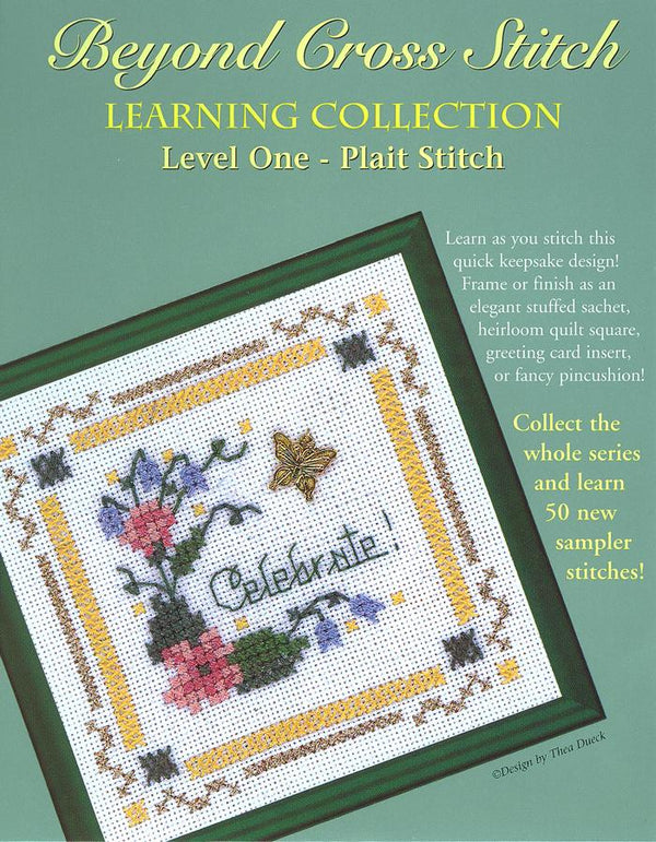 The Victoria Sampler - BCS 1-10 Celebrate! Pattern (PDF Download)  - needlework design company