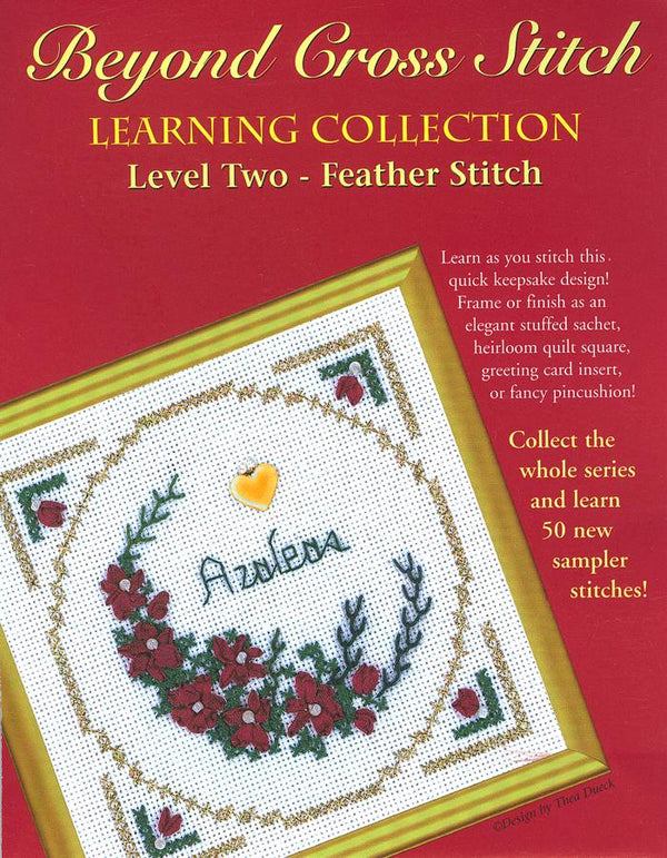 The Victoria Sampler - BCS 2-02 Azaleas Pattern (PDF Download)  - needlework design company