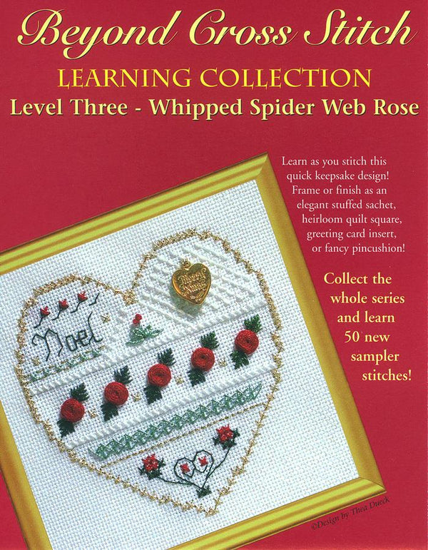 The Victoria Sampler - BCS 3-01 Noel Student Kit  - needlework design company