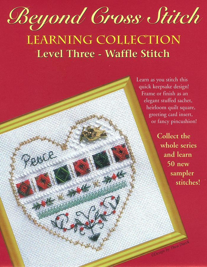The Victoria Sampler - BCS 3-05 Peace Student Kit  - needlework design company