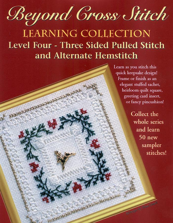 The Victoria Sampler - BCS 4-02 Evergreen Student Kit  - needlework design company
